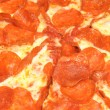 Closeup of Pizza — Stock Photo