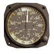 Stock Photo: Antique airspeed indicator