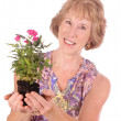 Female gardener — Stock Photo #9965477