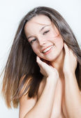 Portrait of sexy woman — Stock Photo