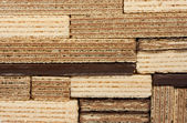Wafers texture — Stock Photo