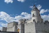 Simancas Castle, Valladolid, Spain — Stock Photo