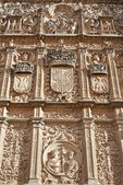 University of Salamanca, exterior view, Spain — Stock Photo