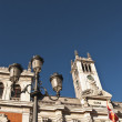 Stock Photo: Town Hall of Valladolid, Spain