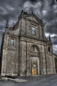 HDR of The church of Saint Agustin, Valladolid, Spain — Stock Photo