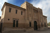 Front of the Palace of the buhaira, Seville, Spain — Photo