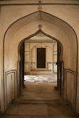 Interior of the Amber Palace — Foto Stock