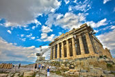 Parthenon, Athens, Greece — Stock Photo
