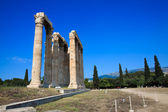 The Temple of the Olympian Zeus, Athens, Greece — Stock Photo