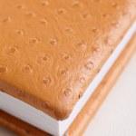 Orange book — Stock Photo #8637737