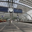 Train station — Stock fotografie #10591303