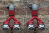 Fire hose — Stock Photo