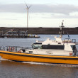 Pilot boat — Stock Photo #8630693