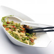 Salad in detail — Stock Photo #8630786