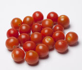 Cherry tomatoes — Stockfoto