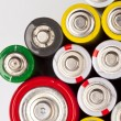 Batteries — Stockfoto