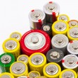 Batteries — Stock Photo #8983488