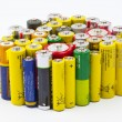 Batteries — Stock Photo #8983505