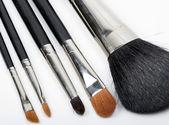 Compo escovas — Foto Stock