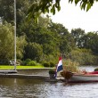 Dutch boat — Foto de stock #9095706