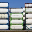 Stockfoto: Containers
