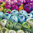 Colorfull Yarn — Foto Stock