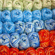 Collorfull Yarn — Stock Photo