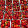 Strawberry's — Stock fotografie