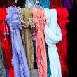 Shawl on the market — Foto de Stock