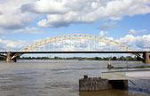 Nederlandse brug — Stockfoto