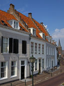 Dutch Houses — Stock Photo