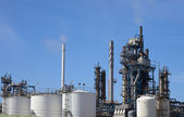 Fábrica química — Foto Stock