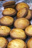 Dutch cookie — Stock Photo