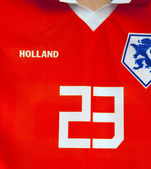 Dutch shirt — Stock Photo