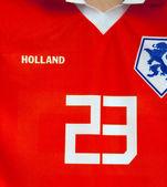 Dutch shirt — Stock Photo