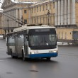 Russian Bus — Stock Photo