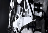 Machine components — Foto Stock
