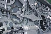 Machine components — Stock Photo