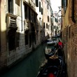 Venice Gondolas — Stock Photo #9173468