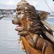 Figurehead - — Stock Photo