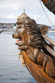 Figurehead - — Stockfoto