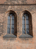 Leaded Windows — Stock Photo