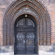 Foto de Stock  : Door at Cathedral