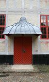The Red Door — Stock Photo