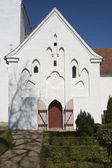 церковь в vejlby — Стоковое фото