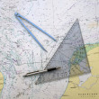 Navigation Tools - Stock Photo
