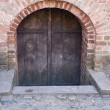 Old Basement Door - Foto de Stock