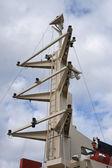 Ship's Mast — ストック写真