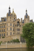 The Castle at Schwerin — Stock Photo