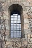 Kostelní okno — Stock fotografie